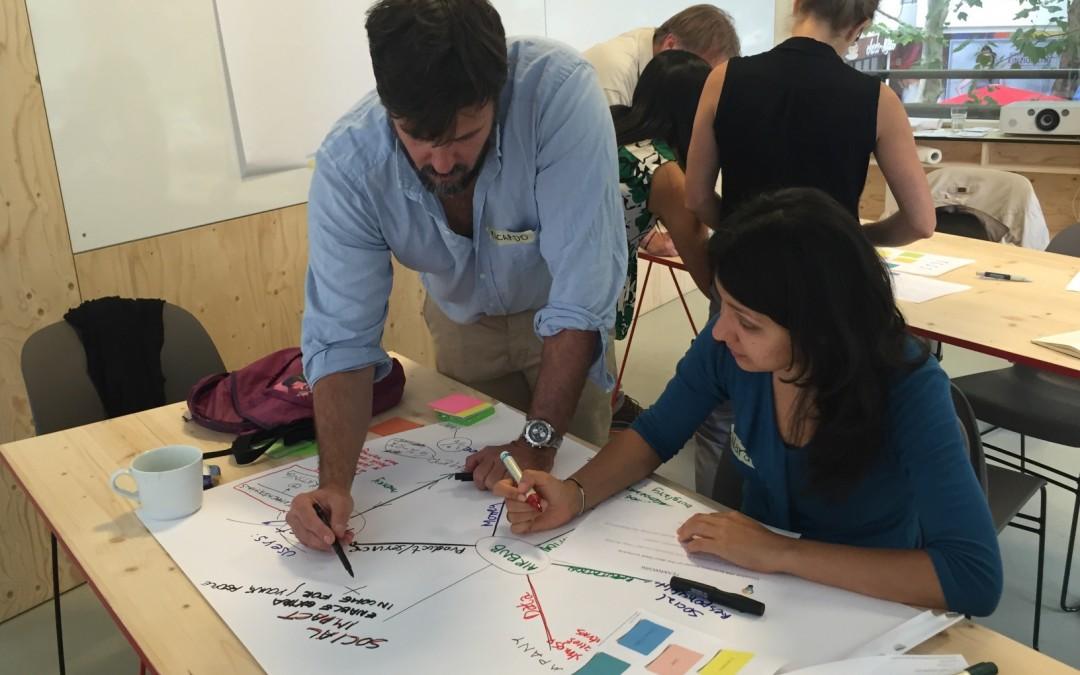 Second BETTER Business Model Workshop