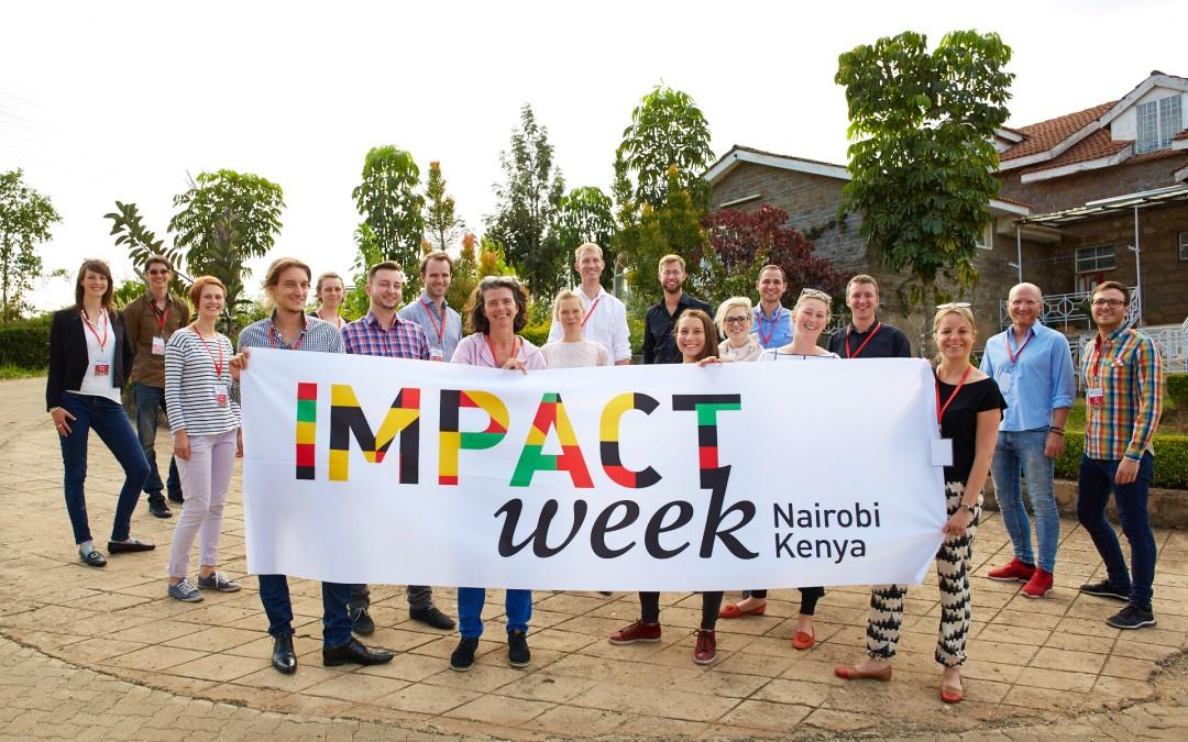Impact Week Kenya – Creating impact through innovation and entrepreneurship