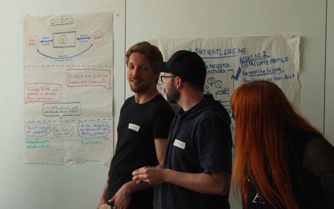 BETTER Business Model Workshop @ Impact Hub Berlin