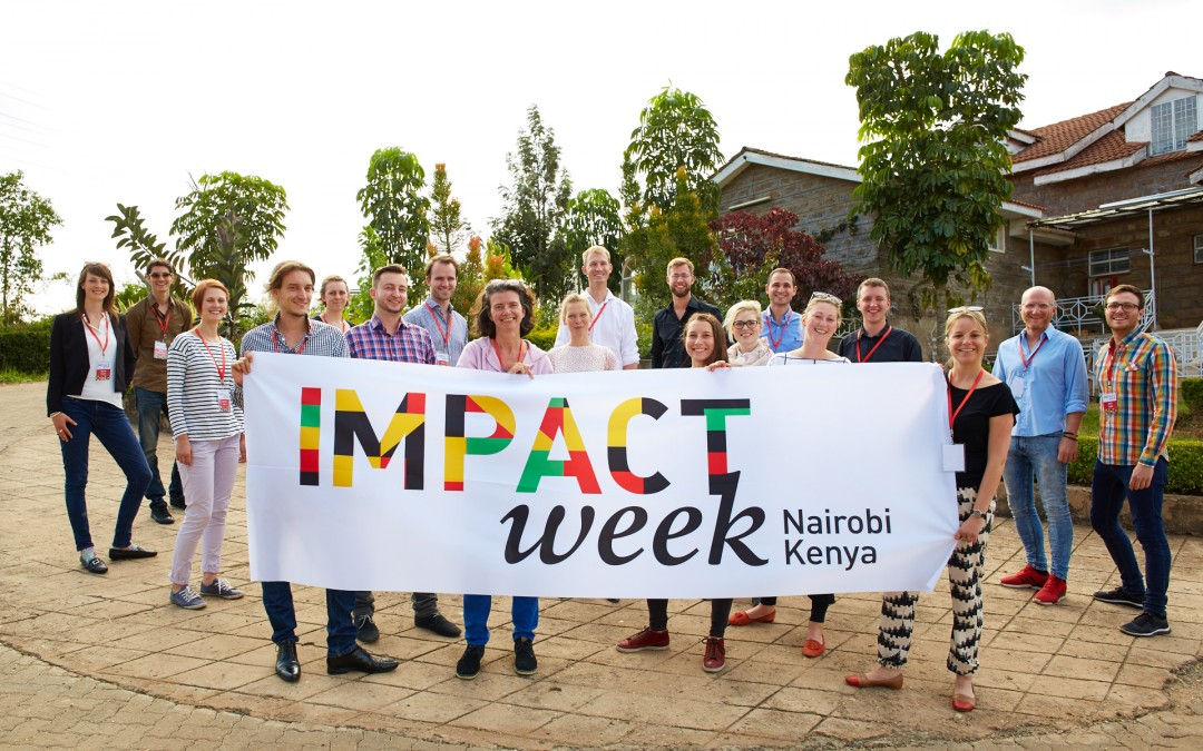 Impact Week Kenya – Creating impact through innovation and entrepreneurship