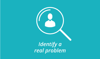 Business Model Hack: Identify a real problem